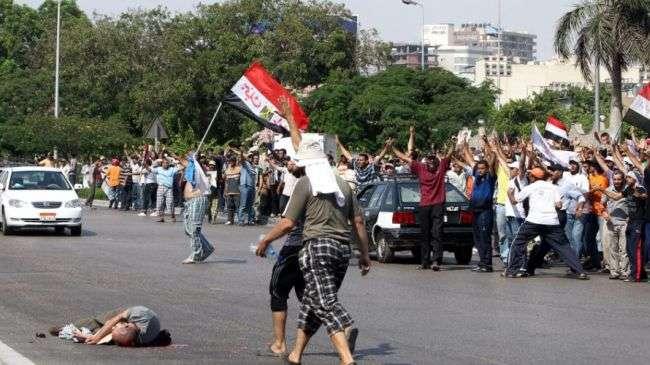 Depkes Mesir: 36 Orang Tewas dalam Betrokan Jumat