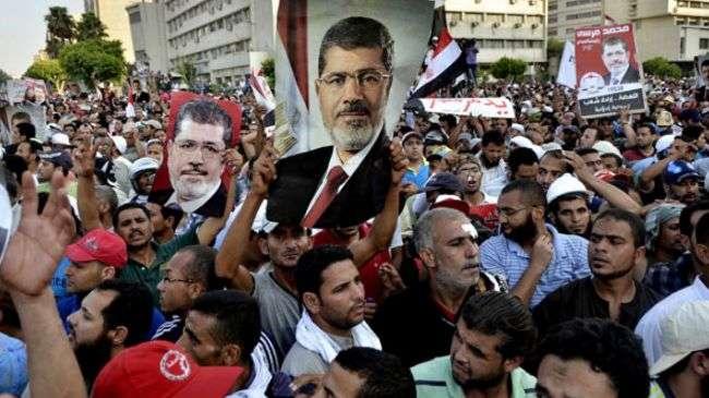 Pendukung Morsi, Kairo Mesir.jpg