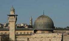 Israel Gali Tanah di Bawah Masjid al-Aqsha