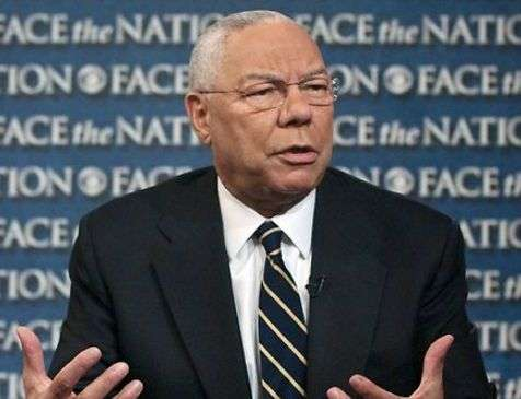 Mantan Menteri Luar Negeri AS Collin Powell , Press TV