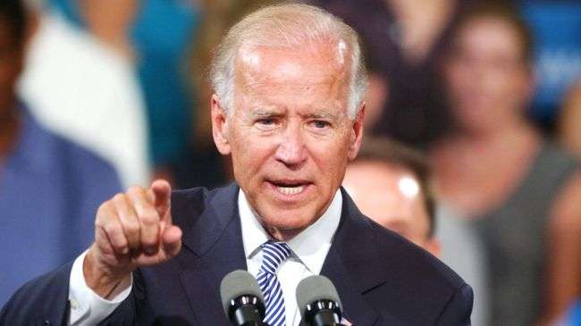 Wakil Presiden AS Joe Biden