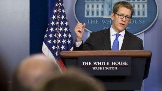 Jay Carney , Jubir Gedung Putih AS