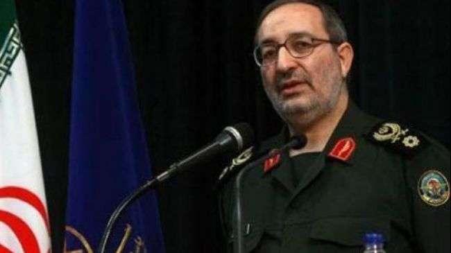 Brig Jen Masoud Jazayeri, Wakil Komandan AD Iran