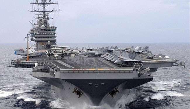 Kapal induk USS Harry S. Truman