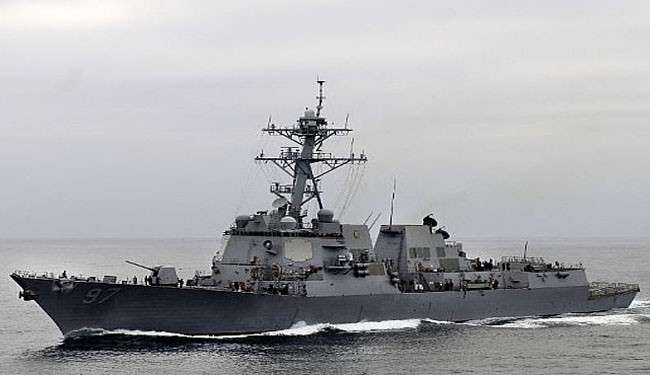 Kapal perang Rusia di kirim ke Mediterania timur