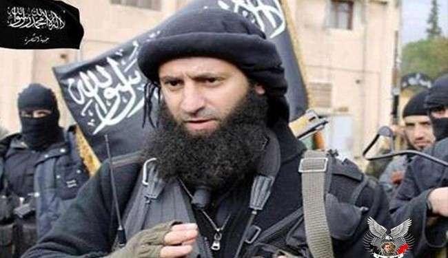 Abu-Mohammad al-Jolani  pemimpin takfiri Front al-Nusra