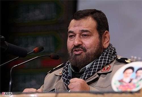 Kepala Staf Angkatan Bersenjata Iran Jenderal Hassan Firouzabadi