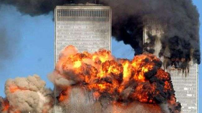 september 11 attacks and air force