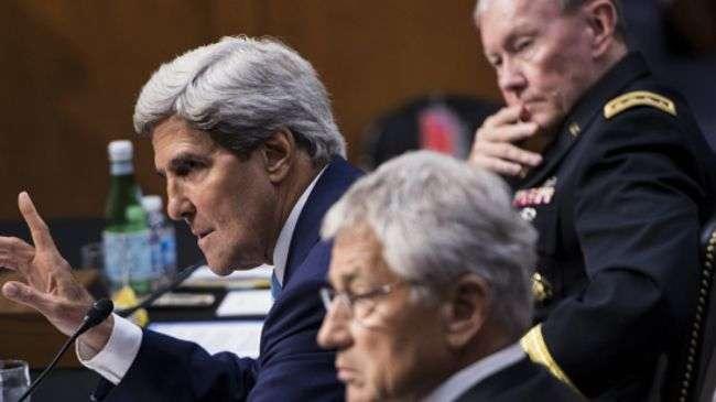 Gedung Putih: Opsi Intervensi Militer, Tetap di Atas Meja