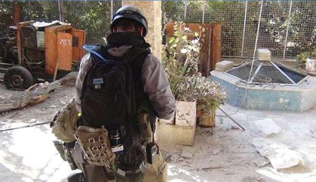 Inspektur PBB di Suriah