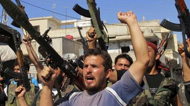 Tentara Suriah Ambil Alih Kota Kristen Sadad
