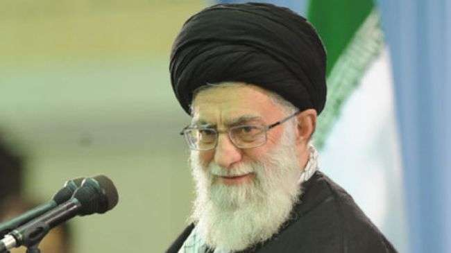 Ayatullah Sayyid Ali Khamenei, Leader of the Islamic Revolution -