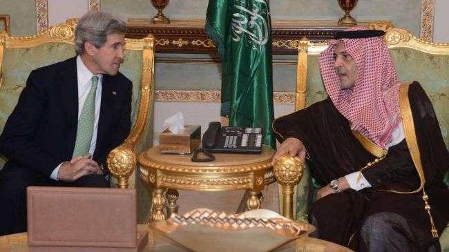 Mesranya AS dan Saudi