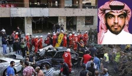 Ledakan bom Kedubes Iran (al-Alam)
