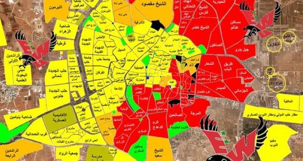 Peta pertempuran