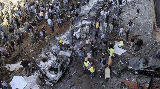Pemboman di Beirut