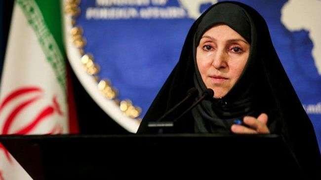 Marzieh Afkham, Jubir Kemenlu Iran.jpg