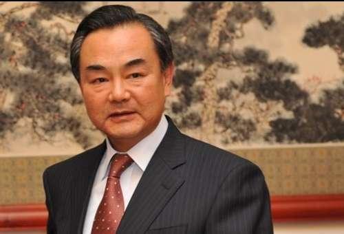 Menteri Luar Negeri China Wang Yi