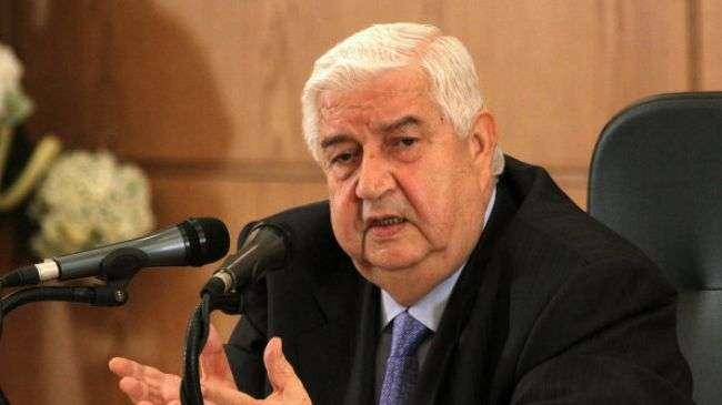 Walid al-Muallem- Syrian Foreign Minister