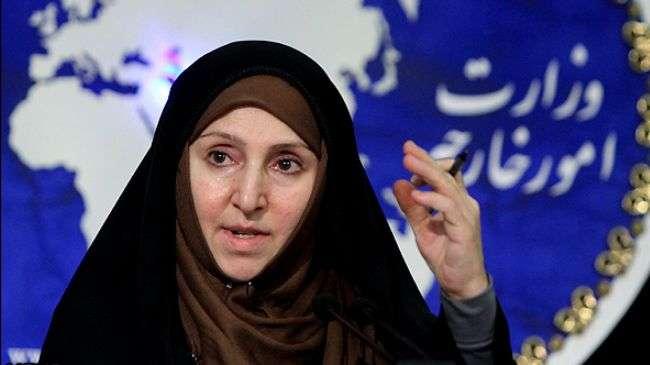 Marzieh Afkham, Jurubicara Kementrian Luar Negeri Iran