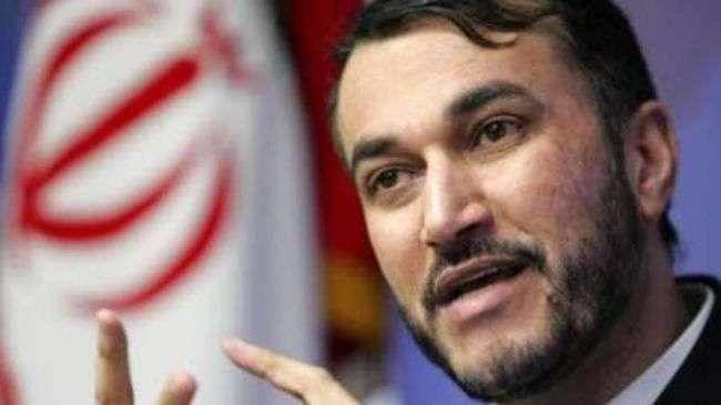 Hossein Amir-Abdollahian - Wakil Menlu Iran untuk Urusan Arab dan Afrika