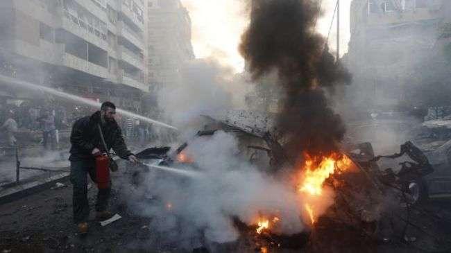 Ledakan Bom Terbaru di Beirut Bunuh 2 Orang