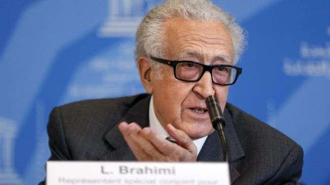 Brahimi: Pembicaraan Suriah Berakhir Tanpa Hasil