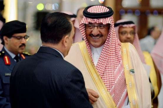 Mohammed bin Nayef (REUTERS)