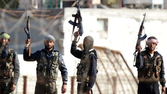 Anggota Senior Al-Qaeda Setor Nyawa di Aleppo