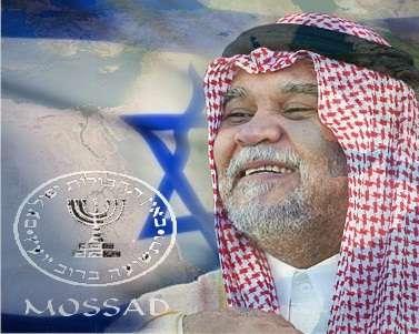 Bandar dan Mossad