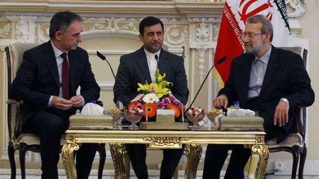Larijani: Standar Ganda AS Motivasi Terorisme & Ekstrimisme
