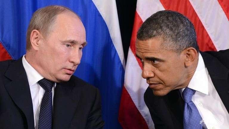 Putin dan Obama (http://www.channelnewsasia.com)