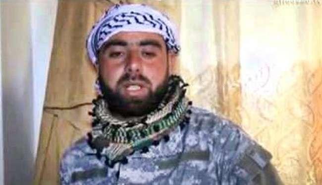 Takfiri sheikh Omar Atrash