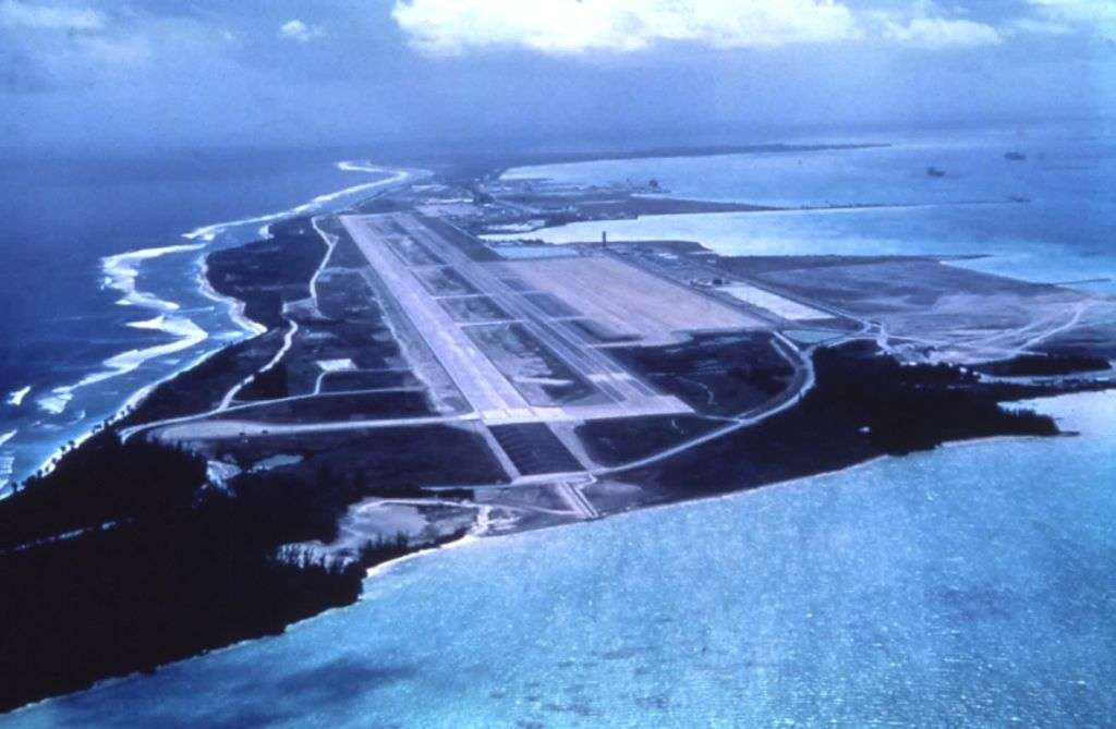 Diego Garcia, Pangkalan Militer AS (http://ivarfjeld.files.wordpress.com)