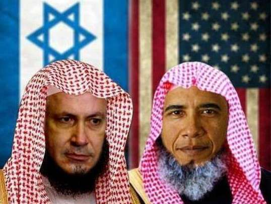 The real leader Wahhabi (http://www.syrianews.cc)