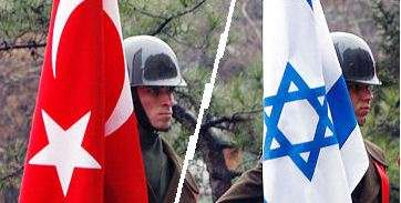 Turki dan Israel (http://gerarddirect.com)