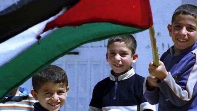 Anak anak Palestina, perjuangan adalah jalan tunggal.jpg