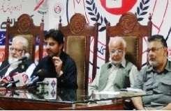 چار بڑی قومی جماعتوں نے گلگت بلتستان کے عوام کی حمایت کا اعلان کر دیا