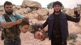 Takfiri Suriah