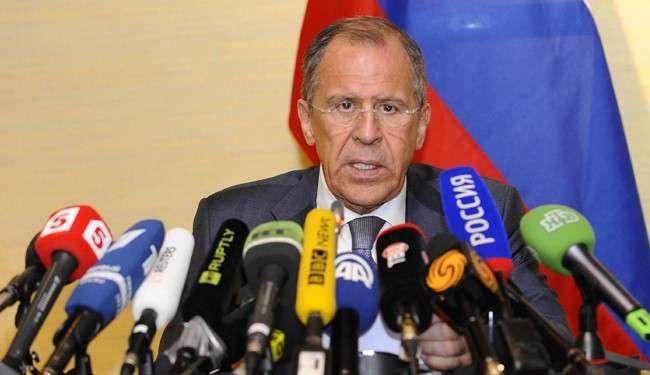 Menteri Luar Negeri Rusia Sergei Lavrov