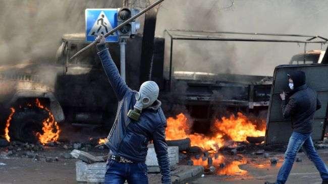 Analis: AS Ingin Krisis Ukraina Terus Berlanjut