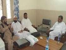اسلام آباد، ایس یو سی ضلع گلگت و ہنرہ نگر کے وفد کی علامہ شبیر میثمی سے خصوصی ملاقات