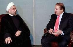 وزیراعظم نواز شریف 2 روزہ سرکاری دورے پر ایران پہنچ گئے