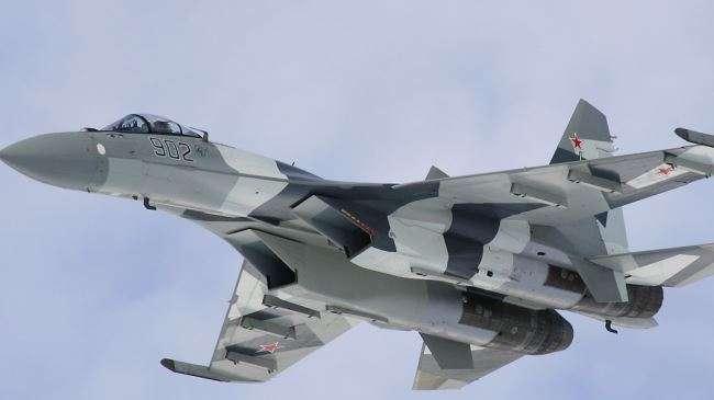 Sukhoi Su-35S, buatan Rusia untuk Iraq.jpg