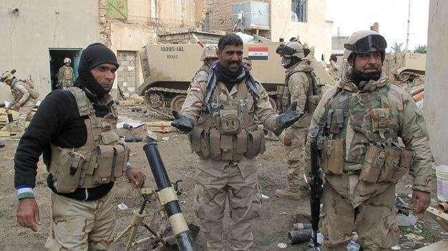 Tentara Iraq, terus mendesak ISIL.jpg