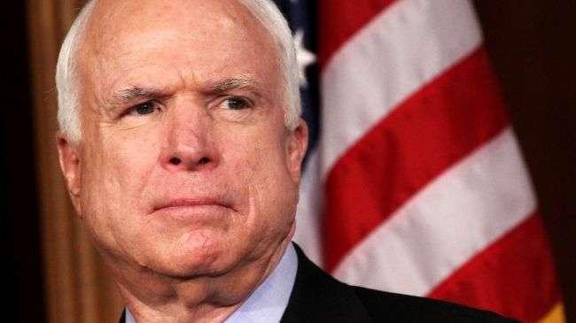 John McCain - Senator  AS
