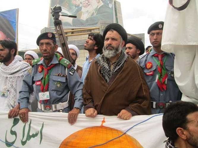 انجمن امامیہ بلتستان کے زیراہتمام نکالی جانے والی القدس ریلی کی تصویری جھلکیاں
