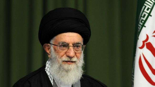 Ayatullah Sayiid Ali Khamenei, Pemimpin Revolusi Islam di Iran
