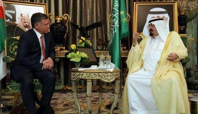 Abdullah Yordania dan Abdullah Saudi Arabia