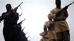 Teroris Takfiri ISIL di Iraq